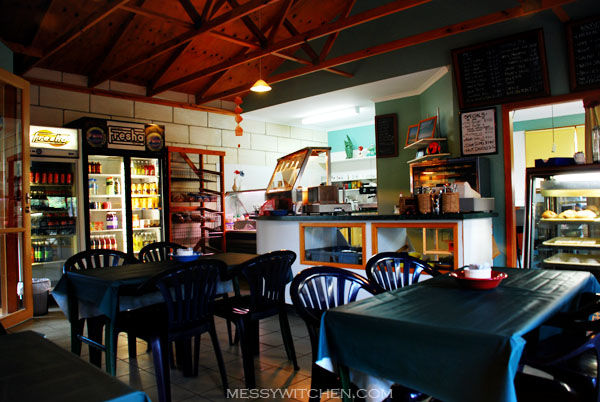 Cafe On Lords Interior @ Port Campbell, Victoria