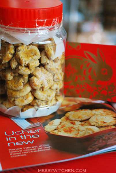 Walnut Biscuit (Hup Toh Soh)