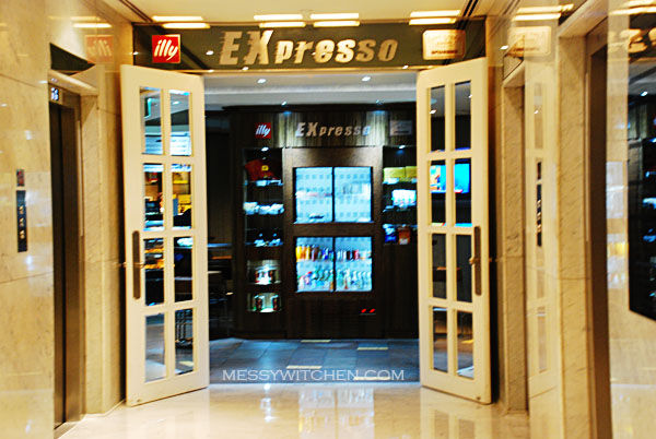 Lord Stow's Bakery @ Expresso, Excelsior Hotel, Hong Kong