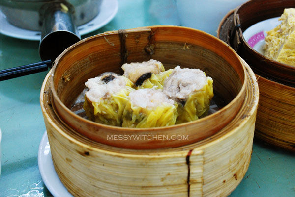 Siu Mai @ Lin Heung Tea House, Central, Hong Kong