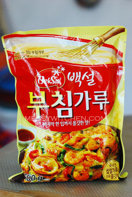 Beksul Korean Pancake Mix