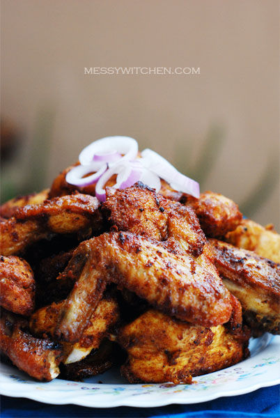 Inchi Kabin - Nyonya Fried Chicken