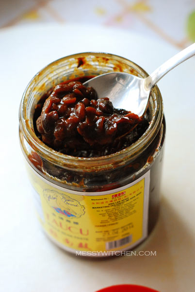 Salted Whole Bean Paste