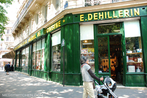 E. Dehillerin @ Paris, France
