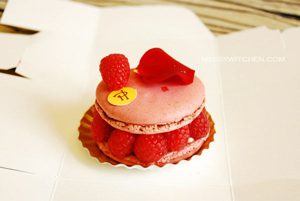 Ispahan @ Pierre Hermé, Paris, France