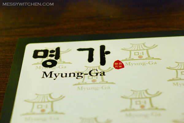 Myung-Ga Korean Restaurant @ Klang