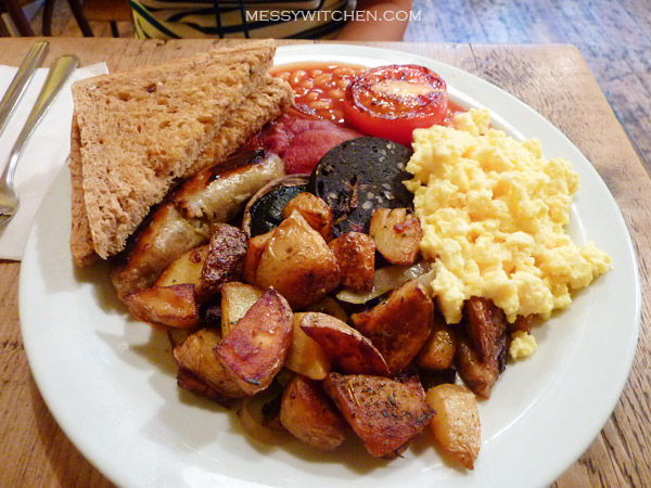 The Full Monty @ The Breakfast Club, London