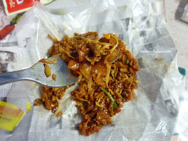 Char Kuey Teow From Melawis, Klang
