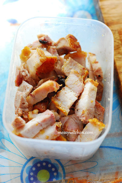 Roast Pork (Siu Yuk)