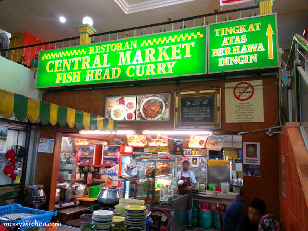 Central Market Fish Head Curry Restaurant @ Bangi