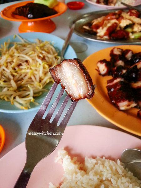 Heavenly Char Siew @ Meng Kee Char Siew Restaurant
