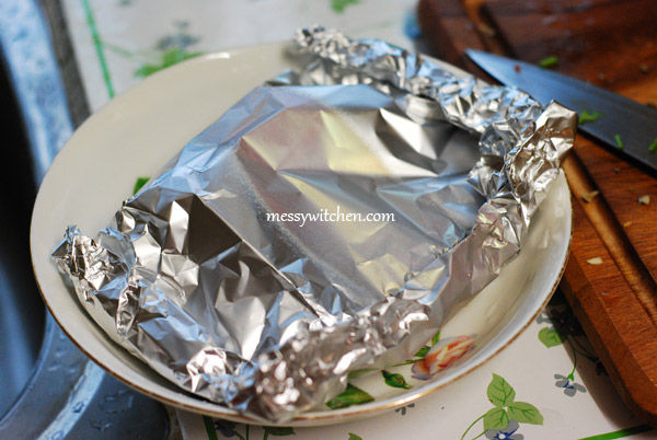 Seal The Foil