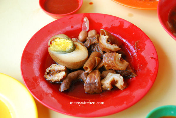 Kway Chap @ Covent Garden Kway Chap, Havelock Road Cooked Food Centre, Singapore