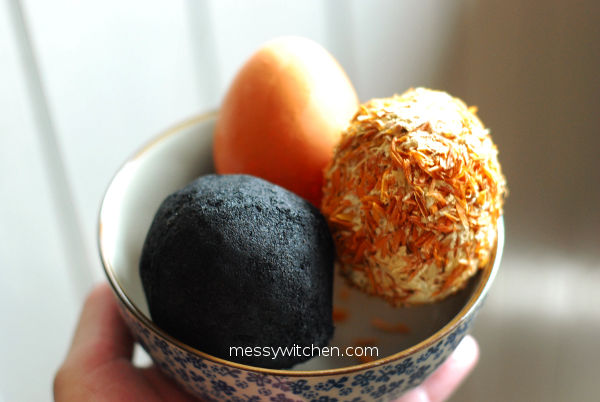 Chicken Egg, Salted Duck Egg & Century Duck Egg