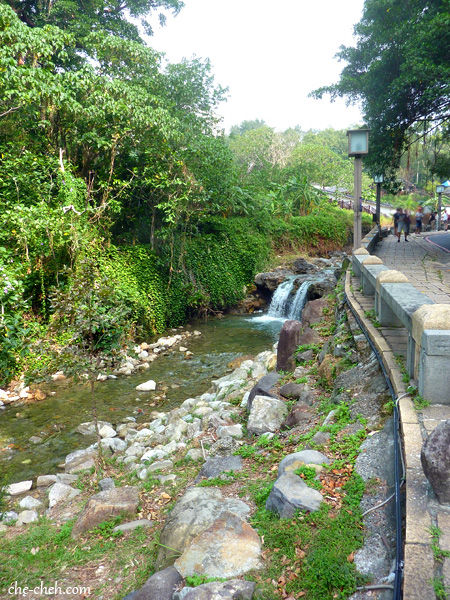 Water From Hot Spring @ Beitou, Taiwan