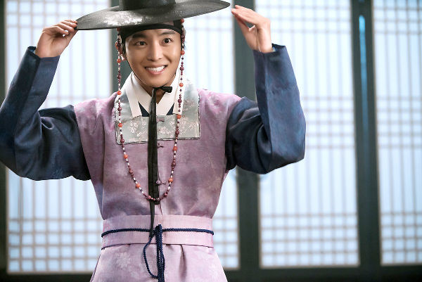 Yeon Woo Jin As Lee Yeok In Queen For Seven Days