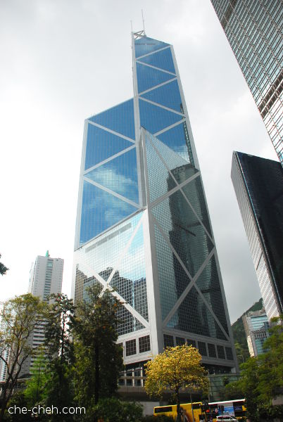 Bank Of China Tower @ Central, Hong Kong