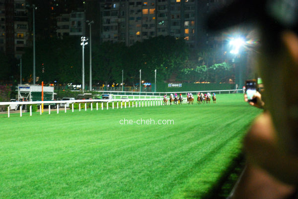 Here They Come @ Happy Valley Racecourse, Hong Kong