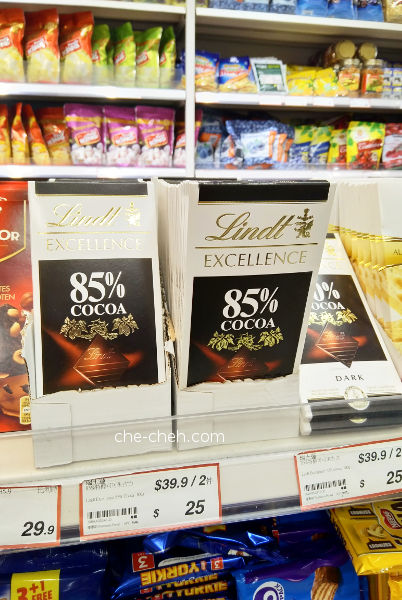 Lindt @ Best Mart 360°, Hong Kong