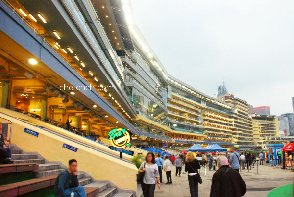 Members Stands @ Happy Valley Racecourse, Hong Kong