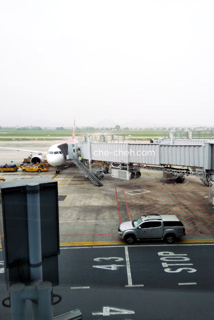 Noi Bai International Airport @ Hanoi